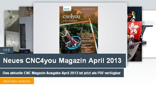 Neues CNC4you-Magazin