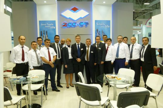 ZCC Cutting Tools at maktek eurasia
