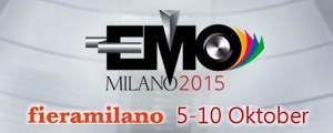 EMO MILANO 2015: LET'S BUILD THE FUTURE, SHOW PREVIEW