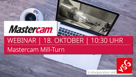 Mastercam Mill-Turn