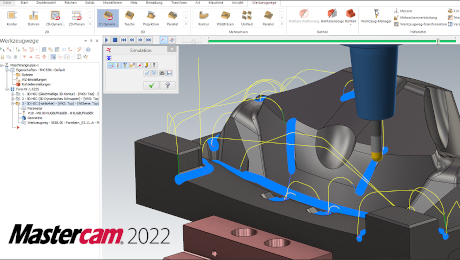 What`s New in Mastercam 2022