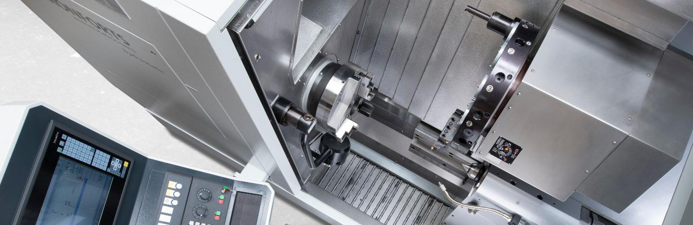 A. Monforts Werkzeugmaschinen GmbH & Co. KG - Banner