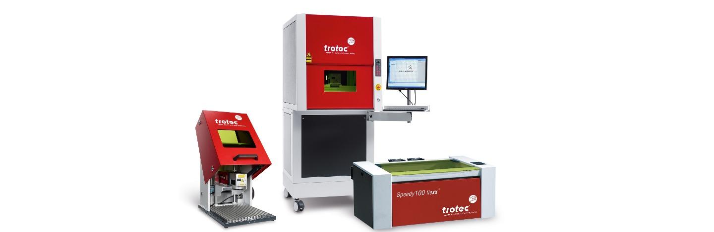Trotec Laser Deutschland GmbH - Banner
