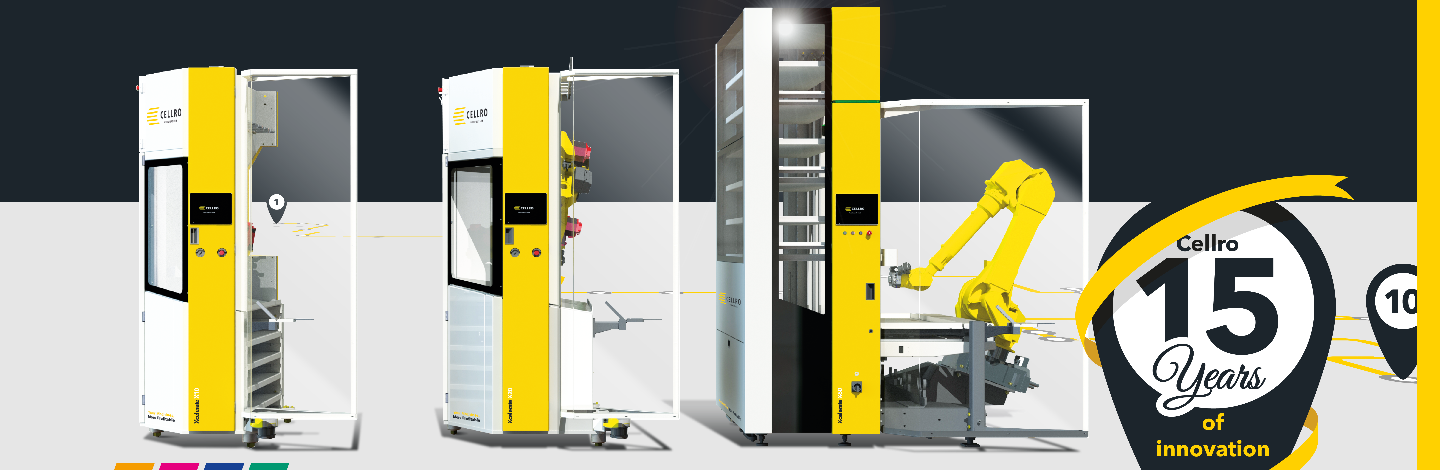 Cellro Automation - Banner