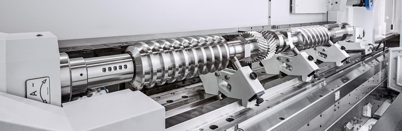 Haas Schleifmaschinen - Banner