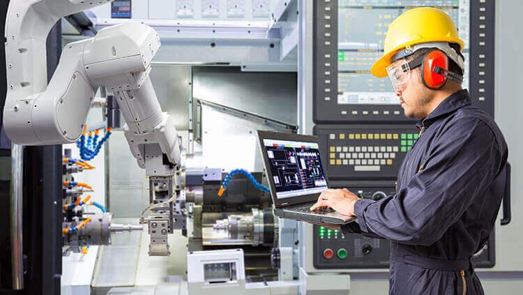 Roboter und Automation