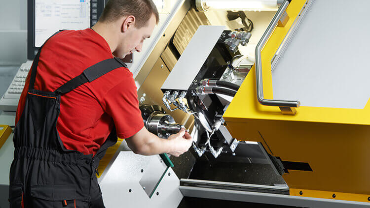 Werkzeugmaschinen zur Drehbearbeitung
